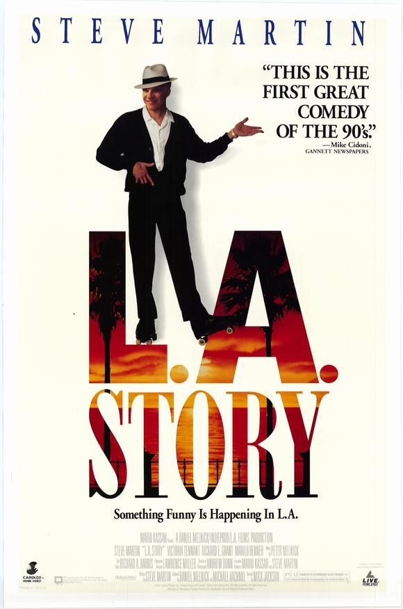 L.A. Story. Carolco Pictures, 1991.