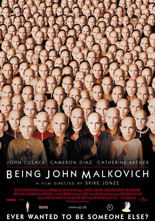 Being John Malkovich « Yesterday's Movies