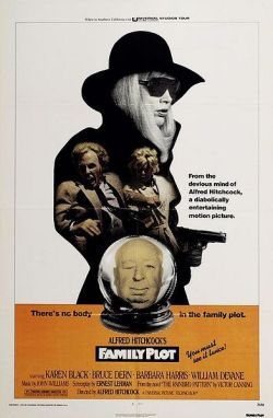Family Plot. Universal Pictures 1976.