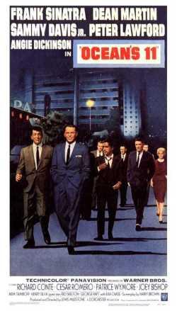 Ocean's Eleven. Dorchester 1960.