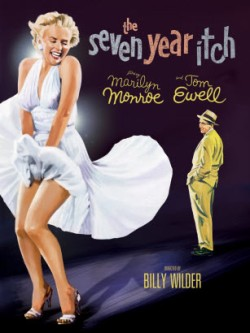 The Seven Year Itch. 20th Century Fox 1955.