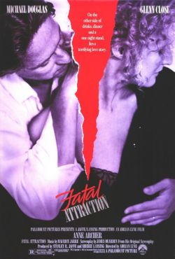 Fatal Attraction. Paramount Pictures 1987.