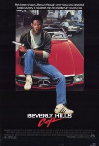Beverly Hills Cop. Paramount Pictures 1984.