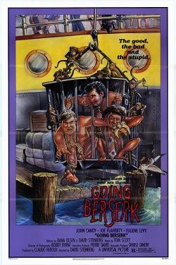 Going Berserk. Universal Pictures 1983.
