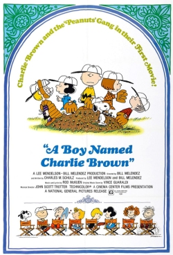 A Boy Named Charlie Brown. Lee Mendelson Film Productions/Bill Melendez Productions 1969.