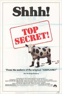 Top Secret!. Paramount Pictures 1984.