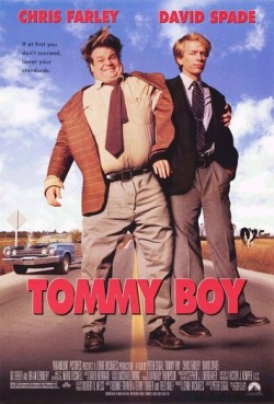 Tommy Boy. Paramount Pictures 1994.