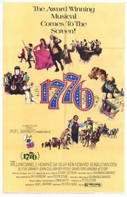 1776. Columbia Pictures 1972.