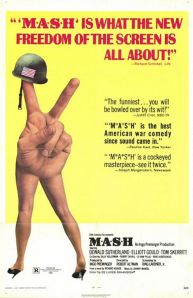 MASH. 20th Century Fox 1970.