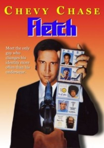 Fletch. Universal Pictures 1985.