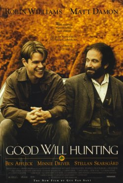 Good Will Hunting. Miramax Films 1997.