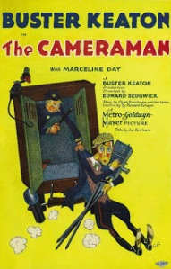 The Cameraman. Metro-Goldwyn-Meyer 1928.