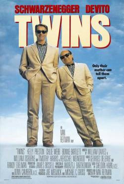 Twins. Universal Studios 1988.
