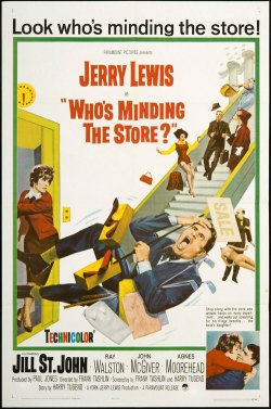 Who's Minding the Store? Paramount Pictures 1963.