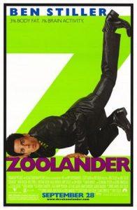 Zoolander. Paramount Pictures 2001.