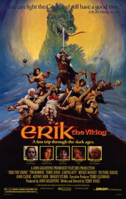 Erik the Viking. Prominent Features 1989.