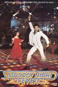 Saturday Night Fever. Parmount Pictures 1977.