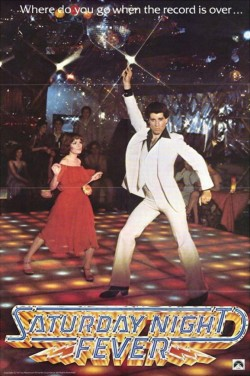 Saturday Night Fever. Parmount Pictures 1977.