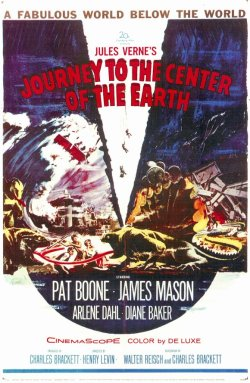 Journey to the Center of the Earth. 20th Century Fox 1959.