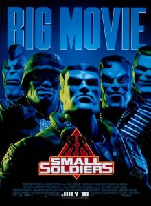 Small Soldiers. Dreamworks 1998.