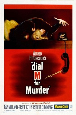 Dial M for Murder. Warner Brothers 1955.