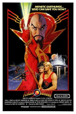 Flash Gordon. Starling Films 1980.