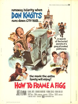 How to Frame a Figg. Universal Pictures 1971.