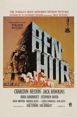 Ben-Hur. Metro-Goldwyn-Mayer 1959.
