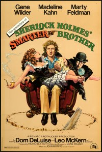 The Adventure of Sherlock Holmes' Smarter Brother. 20th Century Fox 1975.