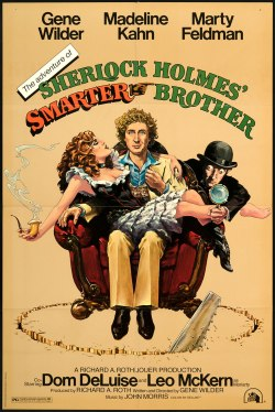 The Adventure of Sherlock Holmes' Smarter Brother. 20th Century Fox 1975.