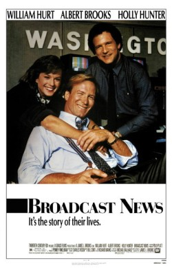 Broadcast News. Amercent Films/Gracie Films/20th Century Fox 1987.