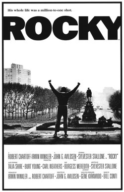 Rocky. United Artists 1976.