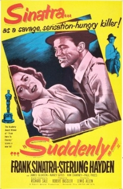 Suddenly. Hal Roach Pictures 1954.