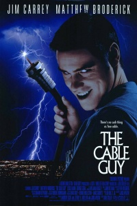 The Cable Guy Columbia Pictures 1996.