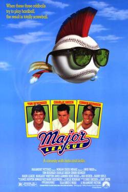 Major League. Mirage Enterprises/Morgan Creek Productions 1989.