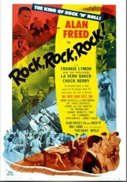 Rock, Rock, Rock! Vanguard Productions 1956.