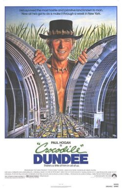 Crocodile Dundee. Paramount Pictures 1986.