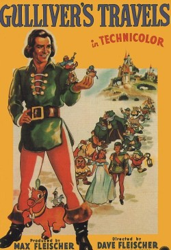 Gulliver's Travels. Fleischer Studios 1939.
