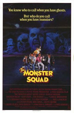 The Monster Squad. Home Box Office 1987.