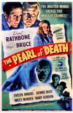 The Pearl of Death. Universal Pictures 1944.