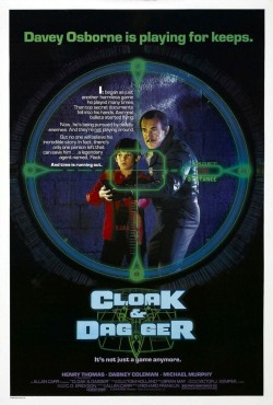 Cloak and Dagger. Universal Pictures 1984.