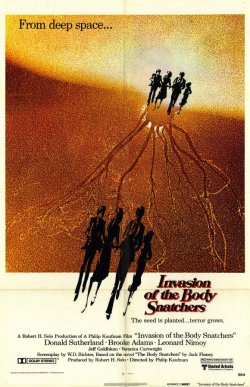 Invasion of the Body Snatchers. United Artists 1979.