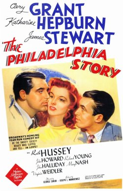 The Philadelphia Story. Loew's Productions 1940.