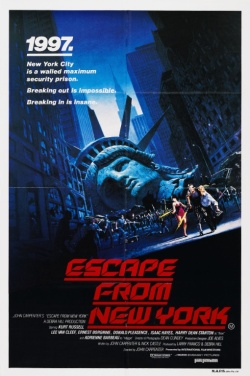 Escape From New York. Goldcrest Films International 1981.