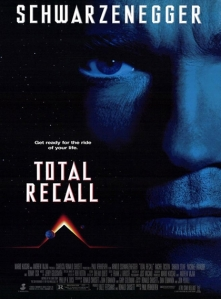 Total Recall. Carolco Pictures 1990.