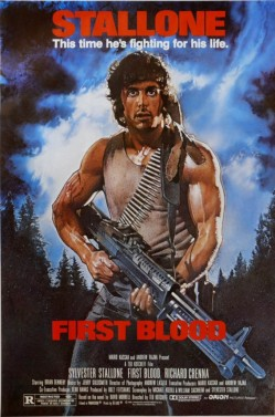 First Blood. Elcajo Productions 1982.