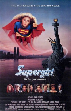 Supergirl. Artistry Limited 1989.
