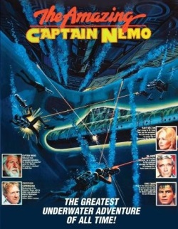 The Return of Captain Nemo. Warner Bros. 1978.