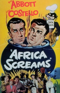 Africa Screams. Nassour Studios Inc 1949.