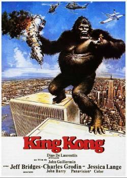 King Kong. Dino De Laurentiis Company 1976.
